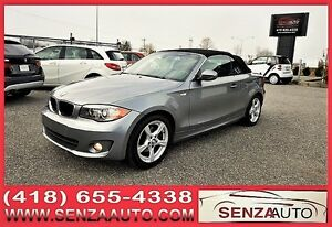 2012 BMW 128I  AUTOMATIQUE  DECAPOTABLE / CABRIOLET
