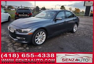 2013 BMW 320I XDRIVE SPORT PACKAGE  2.0 L TWIN TURBO