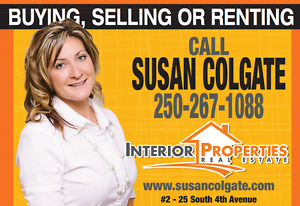 Thinking Real Estate? Think Susan!