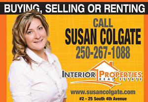 Thinking Real Estate? Think Susan!