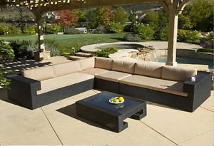 Outdoor sectional : SF 104