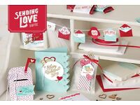 Love Crafting? Love Sale-a-bration at Stampin Up!