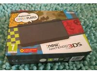 Boxed Nintendo New 3DS & 7 games