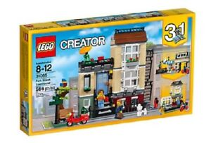 Lego Creator Park Street Townhouse 3-in-1 Brand New