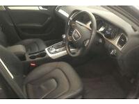 Grey AUDI A4 SALOON 1.8 2.0 TFSI Petrol BLACK EDITION FROM £67 PER WEEK!