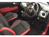 FIAT 500 1.0 1.2 1.3 M/JET BYDIESEL POP LOUNGE SPORT S TWINAIR FROM £36 PER WEEK