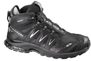 New Salomon XA Pro Mid GoreTex Size 8.5 mens Hiking Boots Manly Brisbane South East Preview