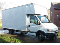Renault Master 3.5t Luton Van Good Condition Well Looked After 1 Owner from New 6mths MOT