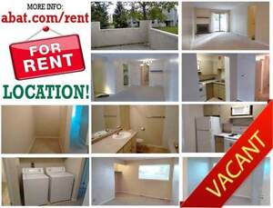 2 BR condo rent Varsity NW @ Brentwood LRT ► Pets OK ► VACANT
