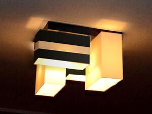 Lampadario da soffitto lampada plafoniera illuminazione - Ebay lampade da tavolo antiche ...