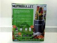 NUTRIBULLET - QUICK SALE - BUY BEFORE MONDAY- COLLECTION ONLY!