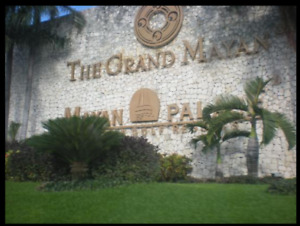 The Resort name is The Grand Riviera Maya Resort