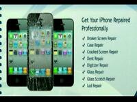 Iphone screen repair 4 5 5s 5c 6 6s Samsung htc Sony ipad