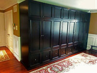 Custom Made Cabinet System - Late Summer Sale is ON!