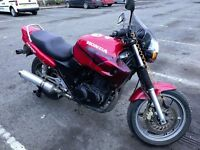 1999 HONDA CB500