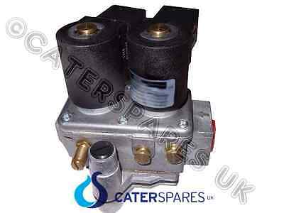 Fish Chip Range Double Gas Solenoid Valve 230v Twin Coil 12 Governor Part