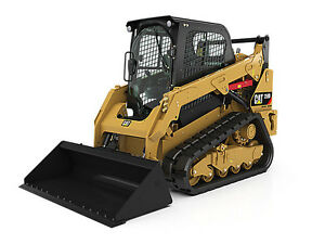 Caterpillar 259D OEM Rubber Tracks