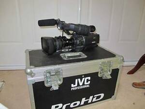 JVC GY-101 ProHD CameraRecorder Alderley Brisbane North West Preview