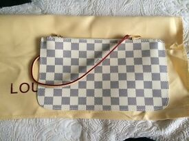 Purse for Louis Vuitton Neverfull MM bag / brand new