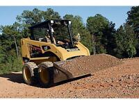 "48"",60"", 66"" Skid Steer for rent! Excavation Services..."