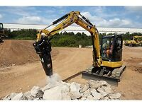 Excavation skid steer services year round