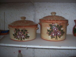 clay ceramics cooking pots terra cotta