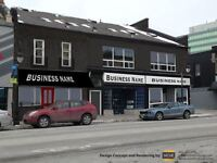 New Rendering - Prime Downtown Location, Ready for Your Idea!