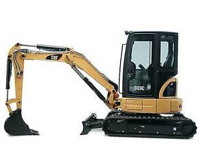 EXCAVATOR SERVICE EARTHWORKS Landsdale Wanneroo Area Preview