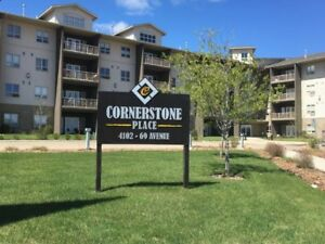 Rare 2 Bed, 2 Bath Condo (Cornerstone) - AB Side