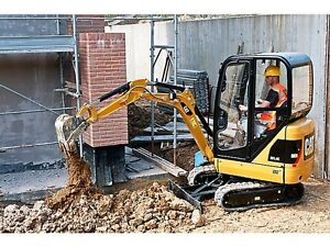 Excavator Hire Ryde Ryde Area Preview