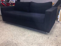Navy Blue Couch  - DELIVERY