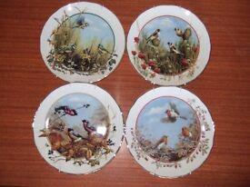 Royal Doulton decorative wall plates