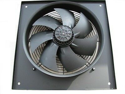 Industrial Extractor Fan 300mm, 12 inch, 240V, 2600 rpm