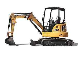 Excavator dry hire 2.8t $275 per day $1300 a week $3800 a month Warrawong Wollongong Area Preview
