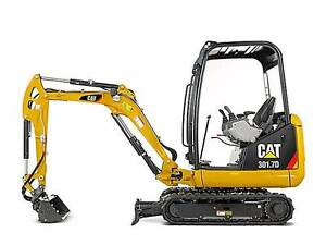 Narrow Earthmoving/Mini Excavator Hire West Perth Perth City Area Preview