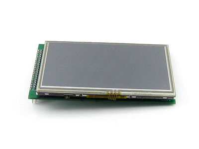 4.3inch Tft Display Dots Multicolor Graphic Lcd 480272 Resistive Touch Lcd