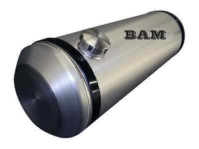 12x33 END FILL SPUN ALUMINUM GAS TANK FUEL CELL - 16 GALLON - DUNEBUGGY OFFROAD