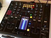 Pioneer CDJ & DJM 2000 NEXUS setup.