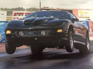 2001 Trans Am Very Quick Street Car
