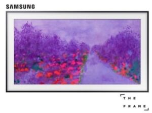 "THE FRAME 55"" SAMSUNG TV (BRAND NEW)"