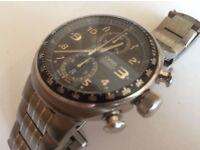 Oris tt3 titanium 43mm automatic watch