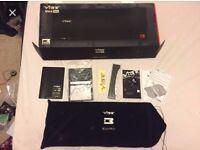 VIBE BLACKBOX BLACK MONO BASS 4 CAR AMP AMPLIFIER 1800W MAX 900W RMS BEST TOP AMP