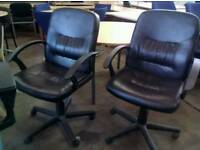 Office chairs £10 each
