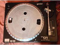 gemini tt01 dj turntable