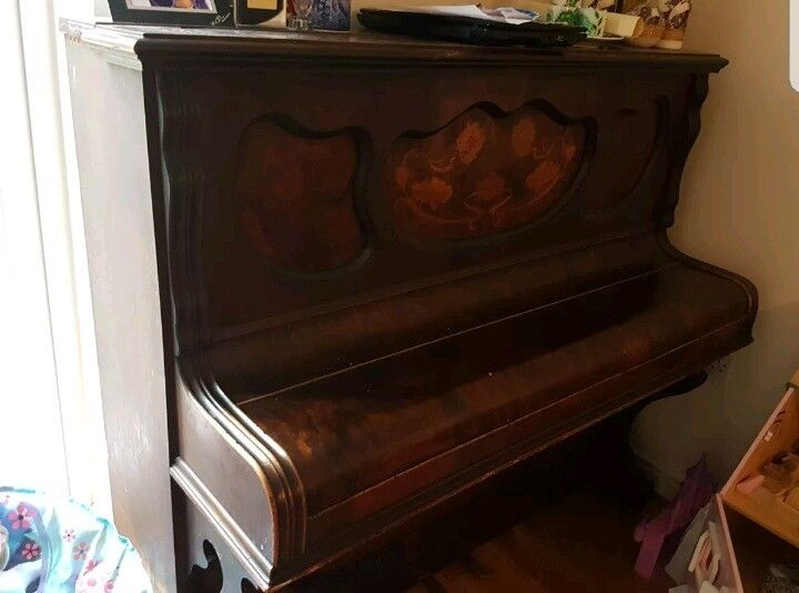 Curry bros piano