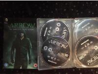 Arrow season 3 boxset