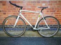 Fully Serviced with Receipt & ID 58cm Charge Plug Single Speed