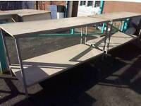 Large Industrial benches £70 each