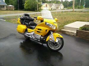 2001 Honda Gold Wing Only 65,000km's