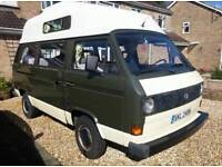 VW CAMPERVAN -T25